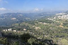 Hills close to Beirut, Lebanon (Ingunn Eriksen) Tags: hills landscape beirut lebanon nikond750 nikon