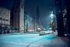 Zaragoza nevada (Juanedc) Tags: españa europa europe saragossa spain zaragoza aragon invierno nevada nieve night noche snow winter aragón es 2018