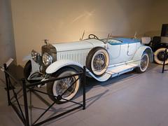 Hispano-Suiza H6B Million-Guiet dual-cowl phaeton - 1924 (Ronald_H) Tags: louwman museum 2018 car classic hispanosuiza h6b millionguiet dualcowl phaeton 1924