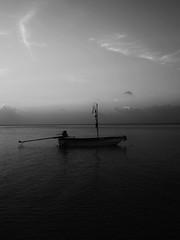 (Cyrill Voegtlin) Tags: sunset thailand thai omd olympus bangkok snapseed blackandwhite jacksparrow boat kohsamui