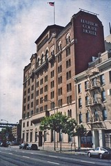 San Francisco  California - Harbor Court Hotel - AKA - Old Army-Navy YMCA residence, built in 1926 (Onasill ~ Bill Badzo - 56 Million Views - Thank Yo) Tags: san francisco ca california landmark historic nrhp register walking tour harbor court hotel old vintage photo army navy ymca residence 1926 nob hill cbd ship yards aka rooms
