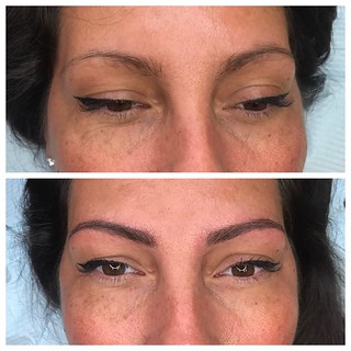 Orlando Microblading Eyebrow Tattoo by www.microbeauty.us
