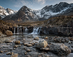 First Time for Everything (Damon Finlay) Tags: scottishhighlands scottish highlands isle skye isleofskye islands highlandsandislands nikon d750 nikond750 natural beauty naturalbeauty nikkor 1635mm f4 nikkor1635mmf4 fairy pools fairypools glenbrittle black cuillins blackcuillins watermovement waterfall