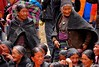 Nepal- Mustang- Tiji festival in Lo Manthang (venturidonatella) Tags: asia nepal mustang buddhism buddha buddhistfestival tijifestival festival monks persone people portraits donne women colori colors nikon nikond300 d300 volti visi faces emozioni tibatan tibet himalaya lomanthang