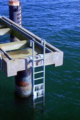 Eiszapfen des Meeres (lt_paris) Tags: urlaubinbinz2018 binz rügen ostsee eiszapfen eis seebrücke meer winter