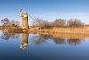 How Hill Norfolk (Albert's Photo's) Tags: reflection canon 5d mkiv lee how hill norfolk river uk shaw graham filter wind pump mill