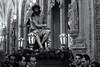 Miradas (mause_1960) Tags: viacrucis humildad procesiones cofradia hermandad hermandades toledo castillalamancha españa blancoynegro bw wb clasicoswb