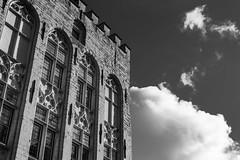 Bruges (Christophe Rusak) Tags: architectural architecture old skyscraper black white monochrome sky cloud clouds big dominant bruges belgium belgique vieux batiment ciel nuage noiretblanc bâtiment houseofgod ville cathédrale tour boston historique italie europe repère voyage florence religions urbain commune pierre massachusetts london rue histoires ancien gothique