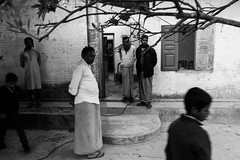 The long wait (A. adnan) Tags: death dead tragedy family bw monochrome bangladesh chittagong islam burial departed muslim documentary reportage story grave rituals