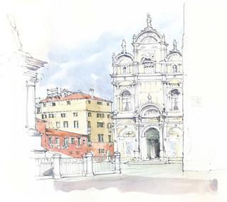 Venezia, Campo di San Giovanni e Paolo