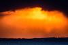 夕暮れに飛ぶーFly at dusk (kurumaebi) Tags: yamaguchi 秋穂 nikon d750 nature 自然 landscape 海 sea 夕焼け dusk 波 wave cloud 雲