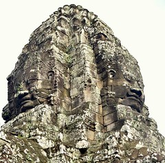 Bayon Temple (sembach001) Tags: angkorwat temple ruins ancient khmer khmertemple cambodia cambodian architecture
