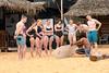 Surfers (good.fisherman) Tags: vacations beach shore coastland midsummer bathing suit seacoast recreation coastline swimming trunks swim coast surfer young adult girl girls training