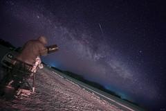 Meteor and the Milky Way on a winter night over Siberia (BogKY) Tags: 2018 омск omsk westernsiberia февраль february зима winter bogky sonyalpha7r2ilce7rm2ff sel1635z multiexposuresoft forkarmfromcelestronnexstar4seineqmode lgg3d856aselectronicviewfinderthroughnfcwifi астропейзаж астрономическийпейзаж landscapeastrophotography astrolandscape ночь night небо sky млечныйпуть milkyway метеор meteor фотонадлиннойвыдержке photoonlongexposure телескоп telescope resizesoft