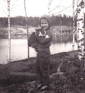 Ydrehammar Sweden 1960