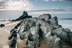 Sopela (jdelrivero) Tags: provincia mar geologia sunset agua elementos playa costa atardecer olas sopelana ciudad bizkaia rocas geology beach elements puestadesol sea sopela euskadi españa es