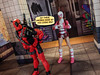 Deadpool's ass (metaldriver89) Tags: gwenpool gwenstacy gwen stacy deadpool wadewilson wade wilson humorous funny lol chimichangas fox studios avengers baf wave marvel legends marvellegends comics marvelcomics actionfigures action figure acba articulated comic book art articulatedcomicbookar humor photoshop photography toyphotography mcu hero superhero toy toys figures actionfigure hasbro articulatedcomicbookart vs xmen revoltech revoltechdeadpool kaiyodo amazing yamaguchi figurecomplex complex figma
