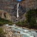 The Falling Waters of Takakkaw Falls (Yoho National Park)