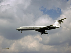 TU-134A RA-65081 Lithuanian airlines (renebartels) Tags: lithuanianairlines tupolevtu134