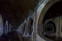 Finsbury Park 1 (Robin J Smith) Tags: finsburypark finsburyparkreservoir finsburyparkservicereservoir london longexposure architecture robinjsmith wwwfacebookcomrobinjsmith98 brick underground