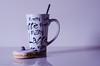 74 ~ 365 (BGDL) Tags: lightroomcc nikond7000 bgdl afsnikkor50mm11 no6~3652018 no niftyfifty coffee latte coffeemug empirebiscuit metime