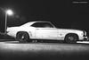 1969 Camaro SS Night Rider (Dejan Marinkovic Photography) Tags: 1969 chevrolet chevy camaro ss supersport american classic muscle car side profile steelies bw blackandwhite blackwhite