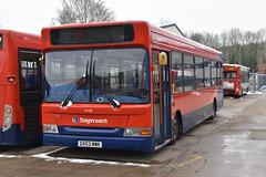 Stagecoach South - 34418 - GX53MWK (Transport Photos UK) Tags: winchester stagecoach dennis dart drivertrainer stagecoachgroup bus adamnicholson transportphotosuk coach transport adamnicholsontransport photos uk