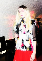 Stefania Visconti (Stefania Visconti) Tags: stefania visconti attrice modella actress model arte artista artist spettacolo performer performance sfilata moda fashion glamour transgender travesti tgirl ladyboy shemale crossdresser italian
