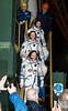 Expedition 55 Preflight (NHQ201803210002) (NASA HQ PHOTO) Tags: expedition55preflight rickyarnold baikonur drewfeustel kazakhstan expedition55 baikonurcosmodrome roscosmos olegartemyev soyuzms08 soyuzrocket nasa joelkowsky
