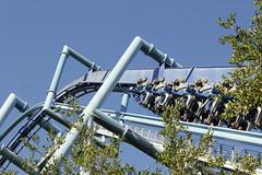 Manta Lift Hill (dvn225) Tags: orlando florida themepark seaworld seaworldorlando rollercoaster canon canonrebeldslrbolliger mabillard bm