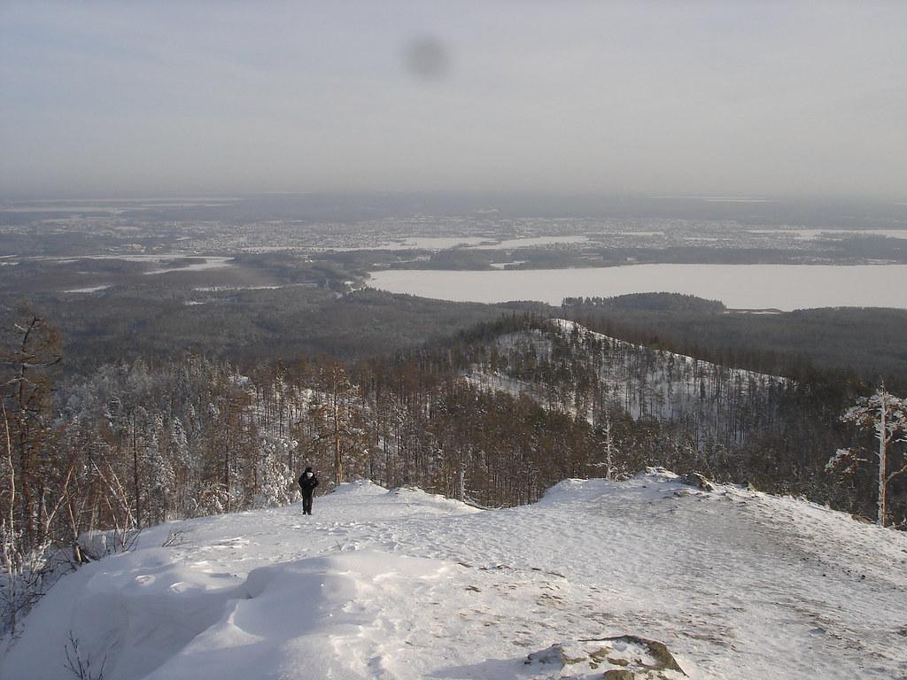 фото: Вид с горы Сугомак