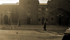 San Antonio de Padua (Raúl Alejandro Rodríguez) Tags: iglesia church reflejo reflection san antonio de padua saint anthony padova veneto italia italy