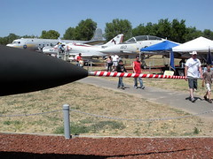 """Convair F-102A-70-CO Delta Dagger 2 • <a style=""""font-size:0.8em;"""" href=""""http://www.flickr.com/photos/81723459@N04/25855645647/"""" target=""""_blank"""">View on Flickr</a>"""