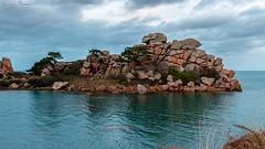 Cote de granit rose (Mauryss) Tags: océan granit rose pink bretagne paysage lands landscape rock roche