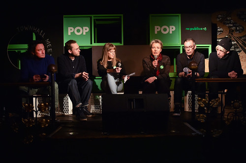 Townhall Meeting re:publica 18