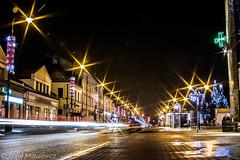 Suwałki, ul. Noniewicza (Suwalszczyzna) Tags: suwałki winter december christmas noniewicza oldtown