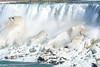 Base of American Falls (ngr07) Tags: niagarafalls snow waterfall