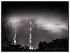 IMG_1175_edit (cnajhar) Tags: mountains sky nature bw dark lightning