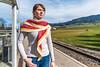 Purlbreak Shawl (karlheinz klingbeil) Tags: cowl celtic schal stricken fashion knitting shawl mode knit celticcowl