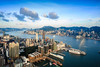 Hong Kong city aerial view with urban skyscrapers, View from Sky 100, Hong Kong (Patrick Foto ;)) Tags: aerial architecture asia background bay beautiful blue building business china city cityscape day destination district downtown dusk finance harbor harbour hong hongkong island kong landmark landscape majestic metropolis modern office panorama panoramic peak port scene scenery scenic sea sightseeing sky skyline skyscraper sunset tourism tower town travel urban victoria view kowloon hk