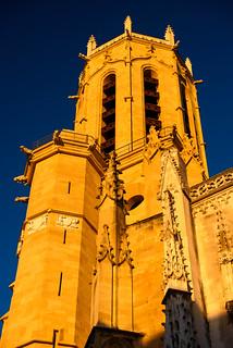 Aix-en-Provence - Cathédrale de Saint Sauveur