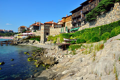 Sozopol (Gedsman) Tags: sozopol bulgaria balkans blacksea port antiquity greekcity sea seaside traditional tradition history historical beauty travel