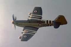 Light my Fire (crusader752) Tags: rnhf royalnavy historicflight fairey firefly as5 wb271r204 topside 1978 bassingbourn airshow fleetairarm
