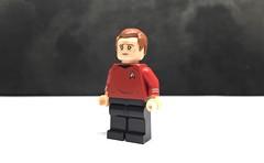 Star Trek Beyond 'Scotty' (LJH91) Tags: startrekbeyond scotty christo7108 lego custom startrek pad