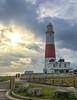 IMG_3305 (stepstep460) Tags: iphoneography lighthouse sunrise goldenhour light portlandbill dorset