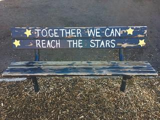 Inspirational Bench