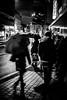 Umbrella weather (Black&Light Streetphotographie) Tags: mono monochrome urban city trier people personen portrait leute menschen menschenbilder fullframe vollformat sony