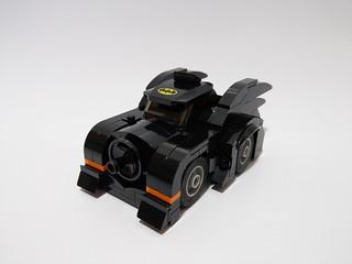1989 Cute Batmobile  [lego moc]