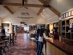 Tasting order (yukky89_yamashita) Tags: winery nz gibbston counter tasting wine