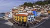 Cudillero pano3 (@pabloralonso) Tags: pano panoramica panorama cudillero asturias pentax